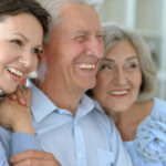 As your parents get older, they'll rely on you more for help. Read through our tips to help you care for your aging parents in this quick guide.